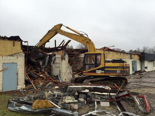 slh demolition