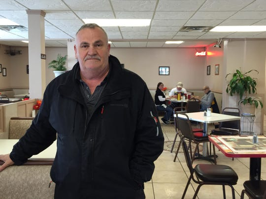 """Atanas Zelevarovski said he could be forced to close his """"Original"""" Coney Island in a few weeks. """"... I'm going to put up a big sign outside: Fix the water, I reopen."""""""