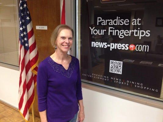 Insider winner Susan Dysezel