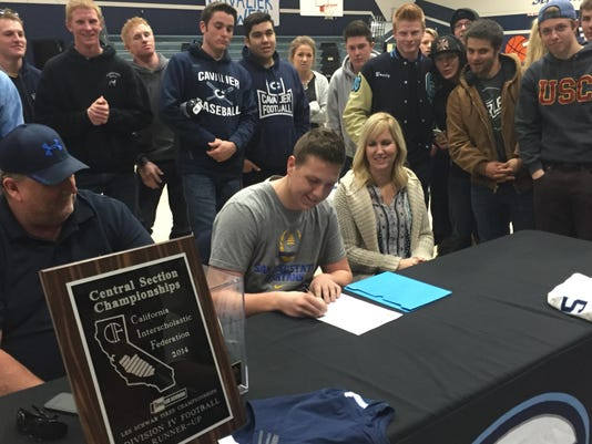Blake Walker Singing LOI Main