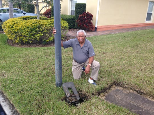 VIERA Eugene Conner, who lives in Heritage Isle in Viera, can't understand how his bill went from about $40 to nearly $1,000 for one month last year.