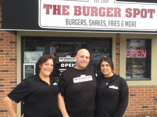 PLY burger spot