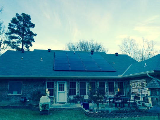 Solar Energy For The Home