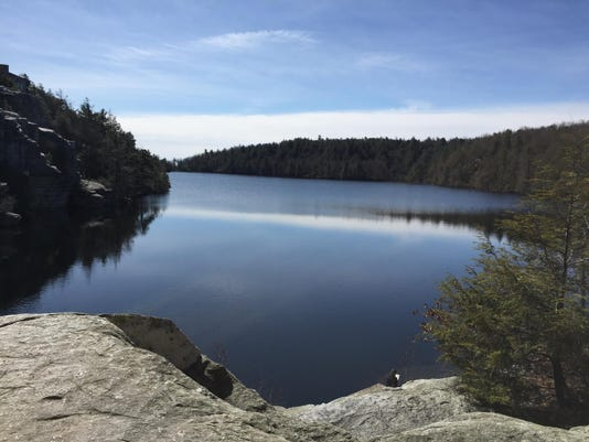 SECOND_Minnewaska-Lake Minnewaska by Amber Ray
