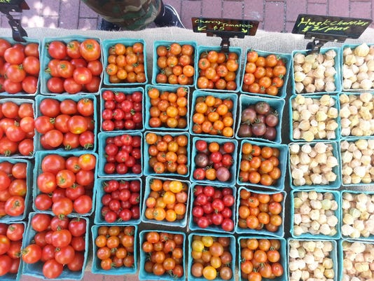 SECOND_tomatoes and husk cherries
