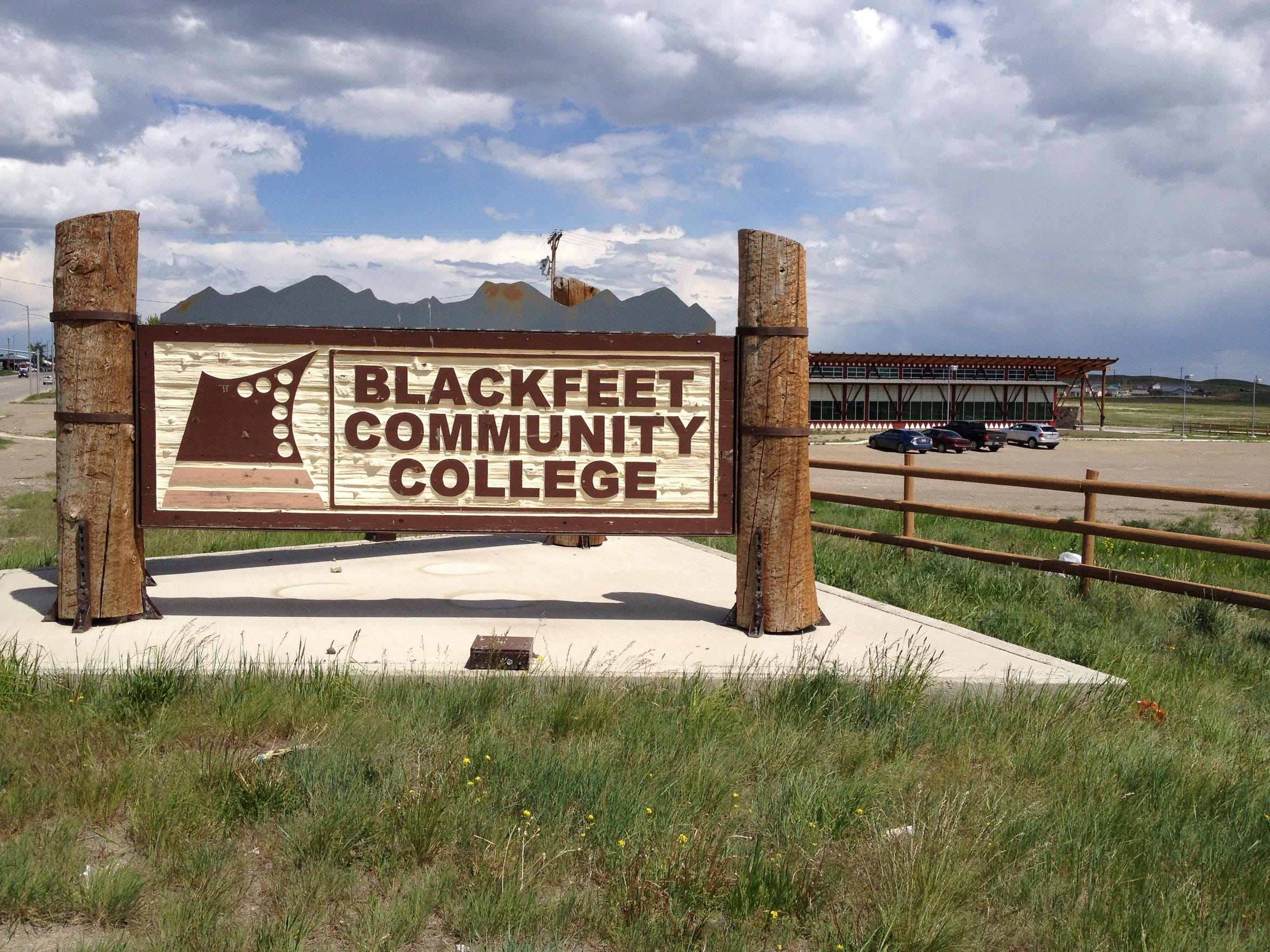 Thanks to Carol Murray, the Blackfeet Community College works to raise awareness of the Baker Massacre by planning commemoration events and hosting guest speakers.