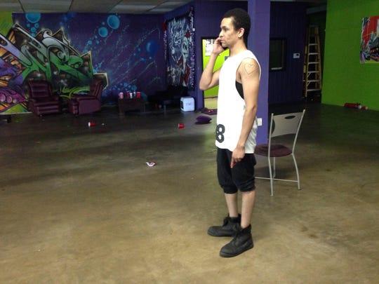 Dance Studio Shooting-Texas (2)