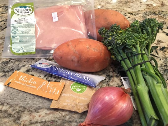 mealkit31 hello fresh ingredients