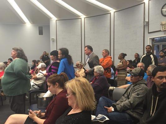 September 20 Salinas City Council Meeting