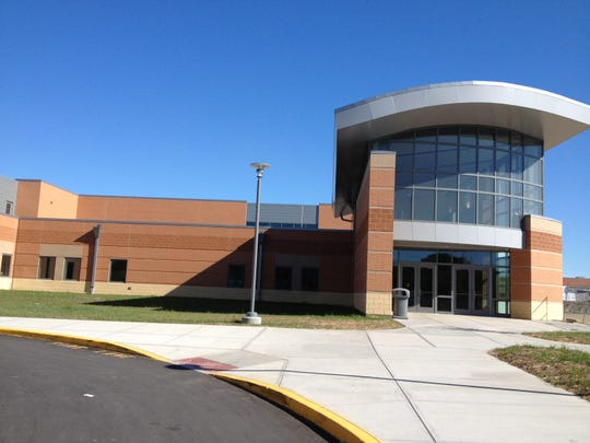 Princeton Middle School was the first building to be completed. The school opened in 2013.