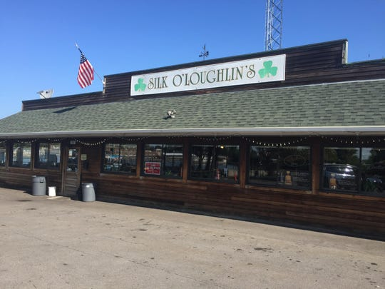 Irondequoit Bar And Restaurant Has Gone By The Name O Loughlin S Silk Over Years With A Nod Toward Long Ago Baseball Umpire