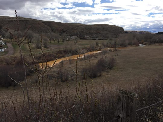 The state Department of Environmental Quality classifies Lower Belt Creek an impaired water.