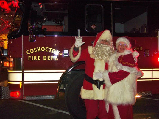 Santa Claus in Coshocton