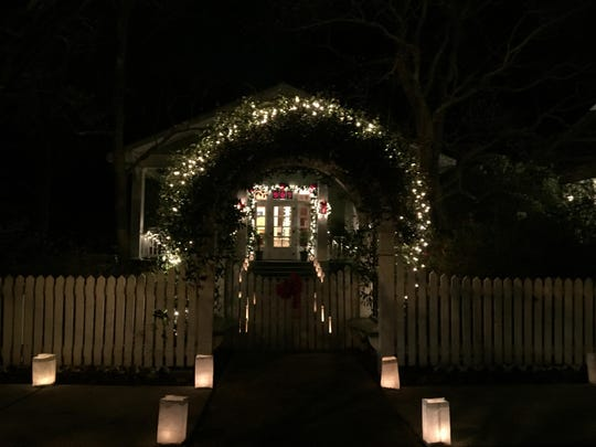 The 40th annual Victorian Candlelit Christmas in downtown