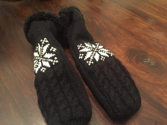 $5 mittens at Behind it All Warehouse