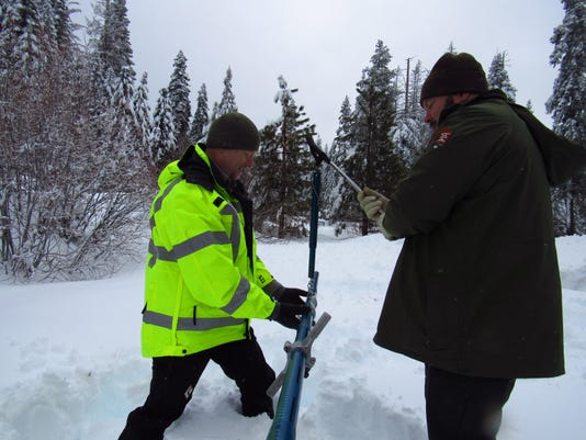 Snow Survey Article 2 - NPS Photo