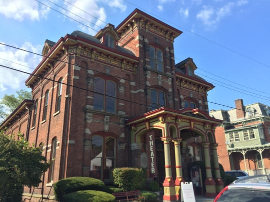 The Cunneen-Hackett Arts Center, Poughkeepsie, will