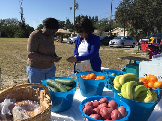 The farmers market will host a Black History program that promises to serve up warm memories of the old Evans Supermarket from the 1960s and '70s.