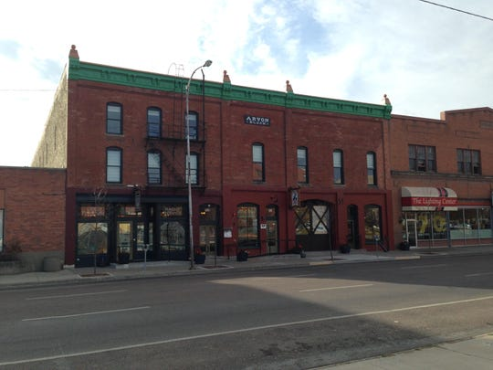 The Arvon Block received the award for Outstanding Historic Preservation Rehabilitation Project.