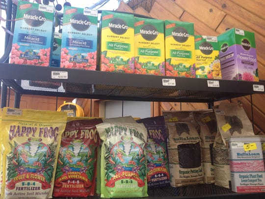 STATE FARMER GARDEN PRODUCTS 2