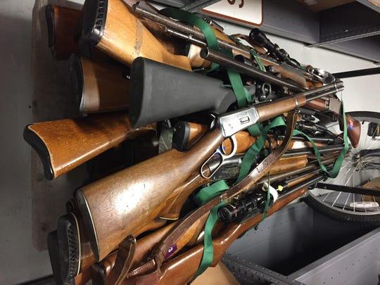 Siezed FAL 0409 Guns in Montana