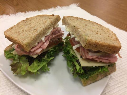 Dish_Modern Ham Sandwich