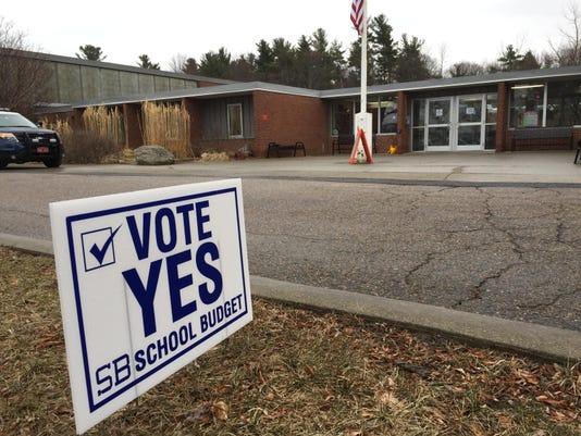 2017 0406 S. Burlington vote