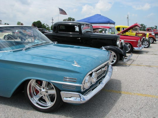 Enjoy the area's largest street rod event at the Ozark Empire Fairgrounds.