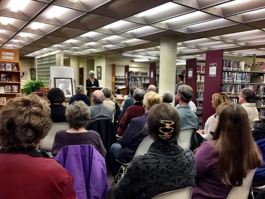 """Missoula author Beth Judy reads from her book """"Bold"""