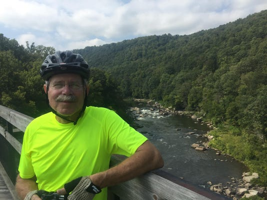MJS_6.5._author_above_the_Youghiogheny_in_Ohioplye
