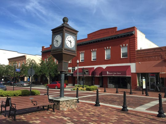 Sanford is a charming walkable community that has re-imagined