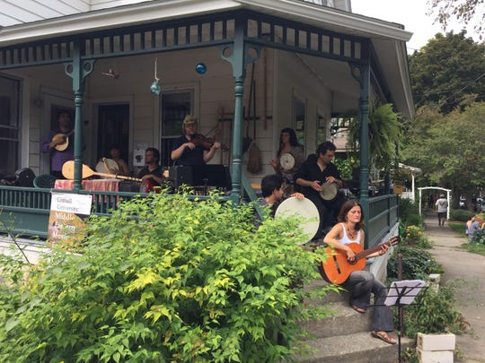Ithaca Porchfest — the original that has now been imitated around the country — returns Sept. 24.