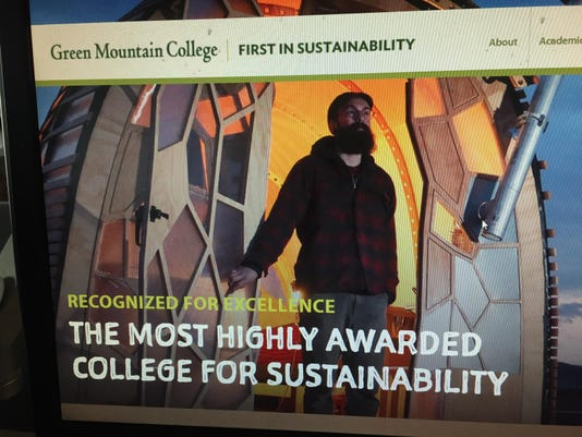 Green Mountain College website