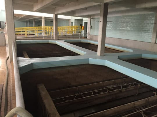 The interior of the Flint Water Plant is shown in this June 17, 2016 file photo. A Genesee County water expert testified Thursday that he did not see any corrosion controls at the Flint Water Treatment plant before it went active in April 2014.