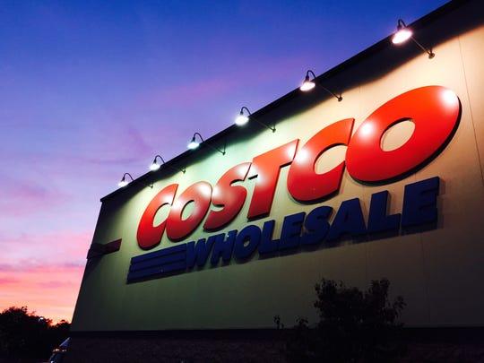 Costco Wholesale in Glen Mills, Penn.
