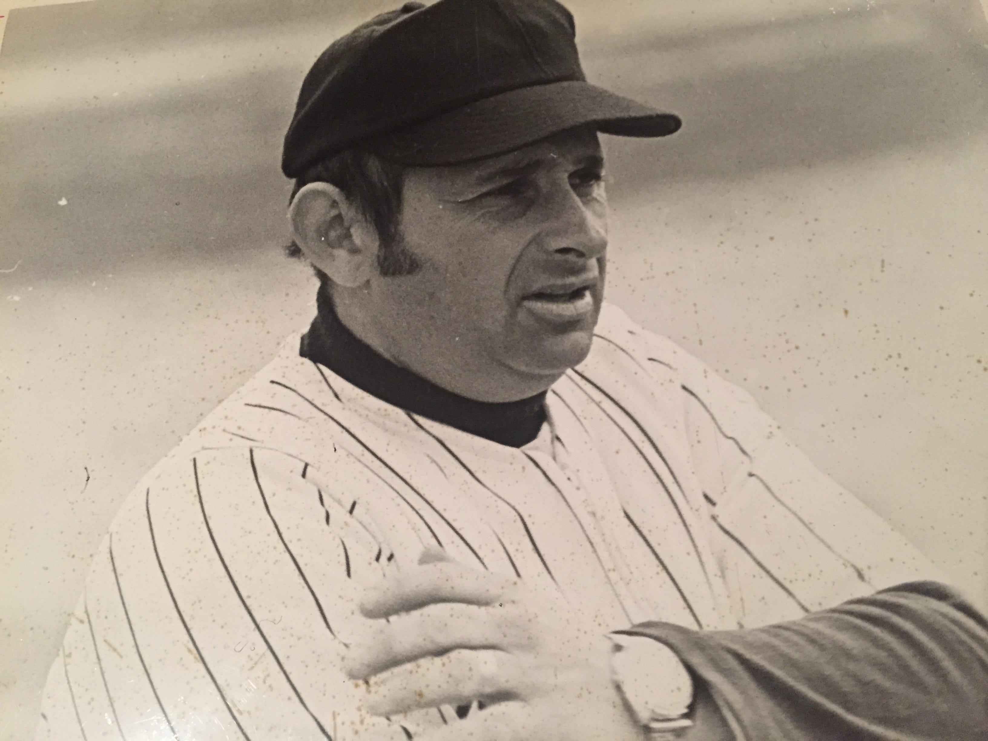 Lakewood coach Stan Liptzin, shown in 1974, saw more than his share of long home runs over the years, including a pair onto the roof at Toms River South in 1967 when he was an assistant at Lakewood under Larry D'Zio.