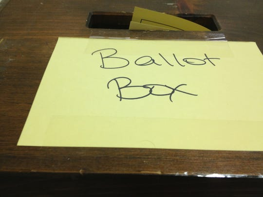 Westford voters passed the proposed school budget on the second try Tuesday.