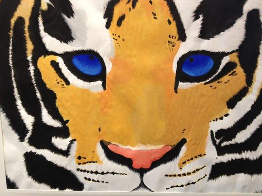 """Predator"" by Mikayla Miner of Saranac High School."