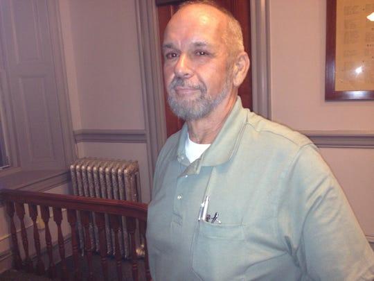 Grand Isle sheriff candidate Robert Pearl.