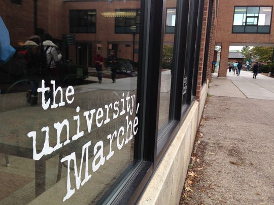 """UVM is contemplating contracting this eatery, in the Living and Learning Center, to a """"local food service provider."""""""