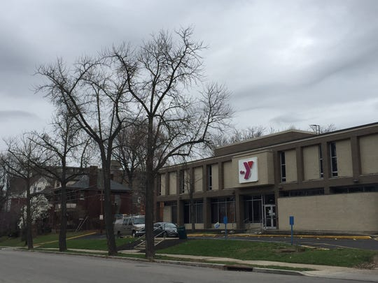The YMCA on Melrose Avenue in Walnut Hills where Kelsie
