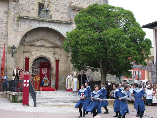 Travel-Trip-Iberian Festivals