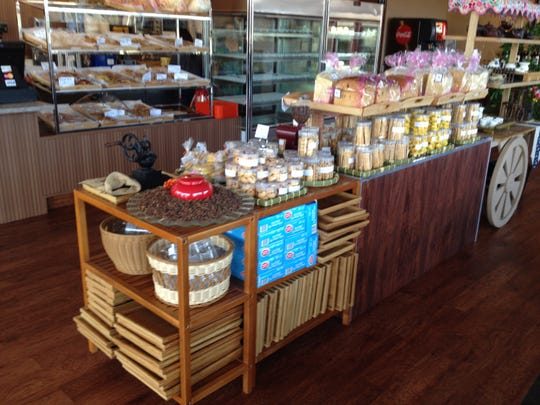 Admira Bakery offers an assortment of confections, pastries and breads as well as a menu of sandwiches, wraps and dinner selections.