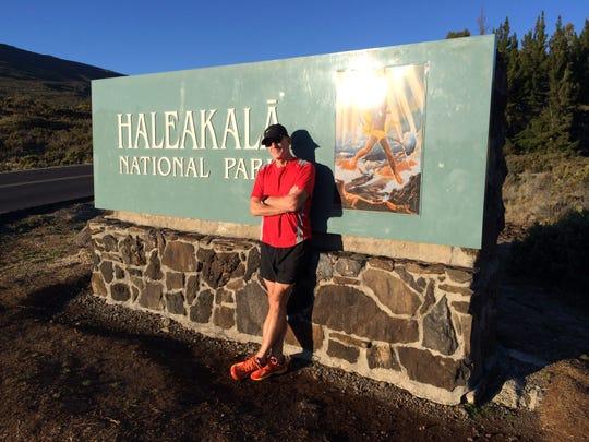 Jim Lynch, 57, of Kihei, Hawaii, will run his 100th marathon at Sunday's Colorado Marathon. He said it will be his last.