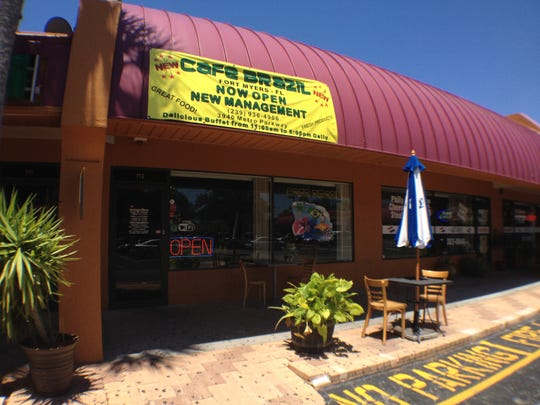 Carlos Lopes and his wife, Kaká, purchased Cafe Brazil restaurant in Fort Myers.