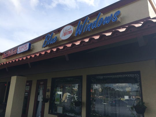 Blue Windows Bistro moved to a strip mall in south