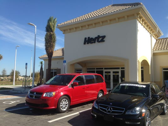 Hertzs Car Sales Rental Building Recently Opened At Its Estero Campus Located At Williams Road And U S 41 The Campus Is 34 5 Acres And Is Expected To Be