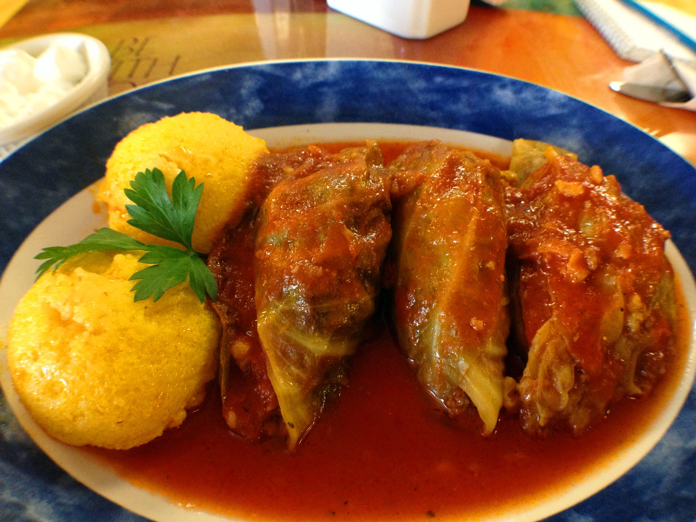 hot dish dani's daytime diner