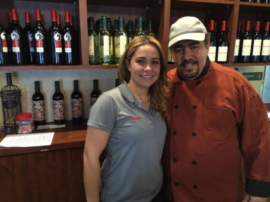 Karla and Joao Jardim own The Mix Grill in Fort Myers.