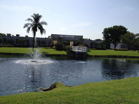 The Pall Corp. operation in Fort Myers shut down in 2013.